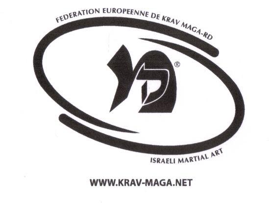 Logo de la fédération européenne de krav-maga FEKM